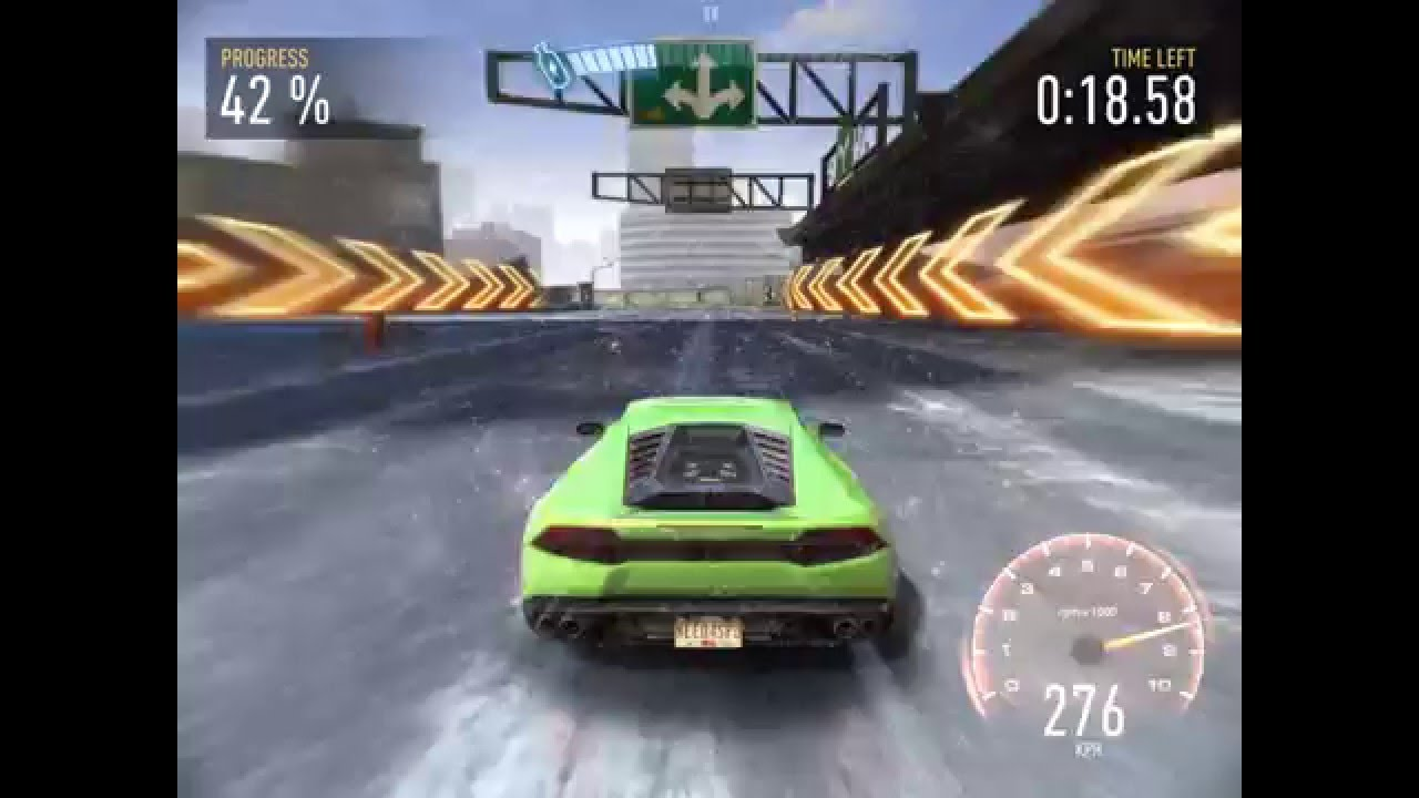 ea need for speed no limits lamborghini accademia chapter 1 drifting th. Black Bedroom Furniture Sets. Home Design Ideas