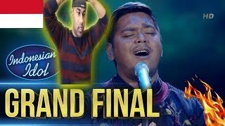 ABDUL - FIX YOU (Coldplay) - Grand Final - Indonesian Idol 2018   INDIAN REACTION