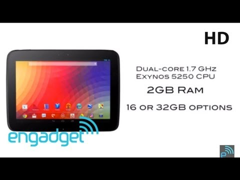 Google Nexus 10 Review | Engadget