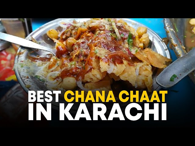Best Chana Chaat In Karachi