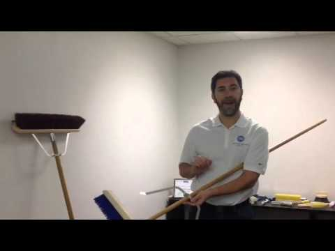 how-to-install-a-push-broom-handle-brace