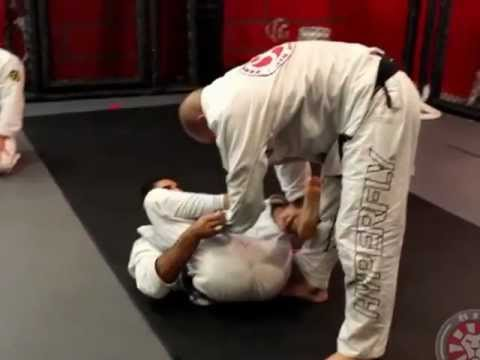 Rolling Session with Xande and Leandro Lo