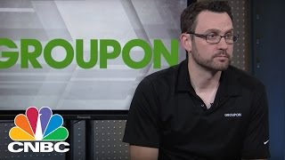 Groupon closed down nearly 20 percent on thursday, but is still up over 30 year-to-date. it the deal of day or best to be avoided? jim cramer spoke with company's ceo find out., ...
