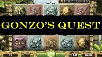 Gonzo's Quest Review & Gameplay