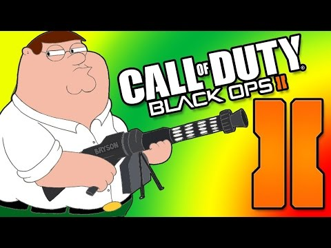 Black ops 2 [Best Sniper In this Lobby]