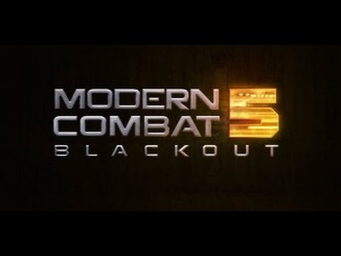 modern combat 5 blackout on preview mission 1 july 24 2014