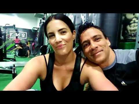 Daniela Navarro y Gaby Espino  dia de Gym thumbnail