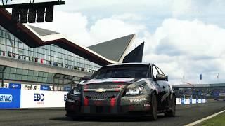 GRID Autosport: NRLR Season 14 Cat C - Round 1 - Silverstone, Race 1