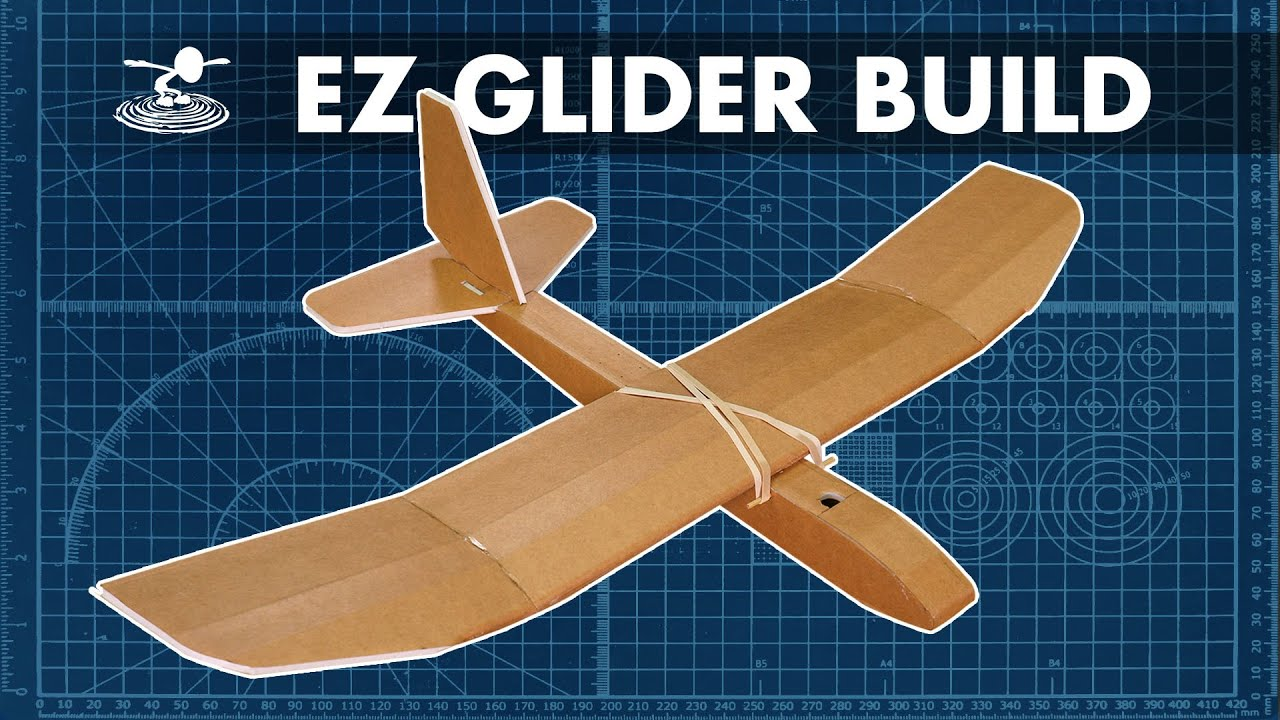 How to Build the FT EZ Glider // BUILD