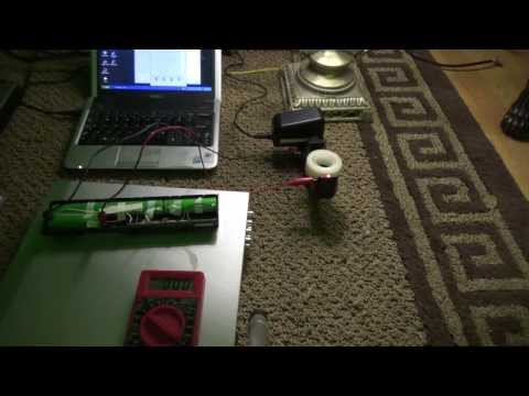 Waking & Attempting to restore Capacity to Laptop Batteries- Warning LONG AND BORING!