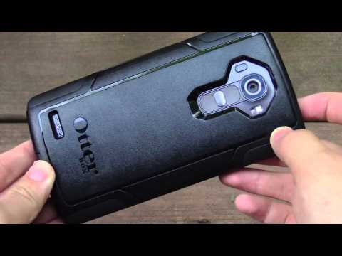 LG G4 OtterBox Commuter Series Case Review! - YouTube