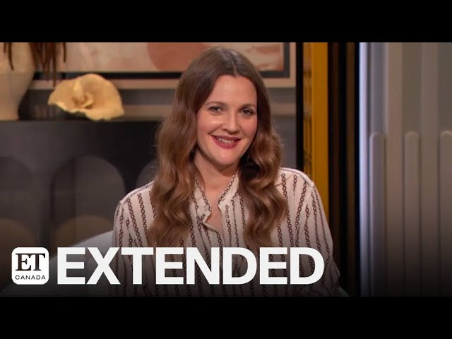 Drew Barrymore Sets 'Charlies Angels' Reunion For Show Premiere | EXTENDED