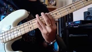 เมื่อคืน - Season Five feat. The Parkinson [Bass cover] by Chinawat