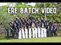 Official Batch Video | Department of Earth Resources Engineering | Batch 15