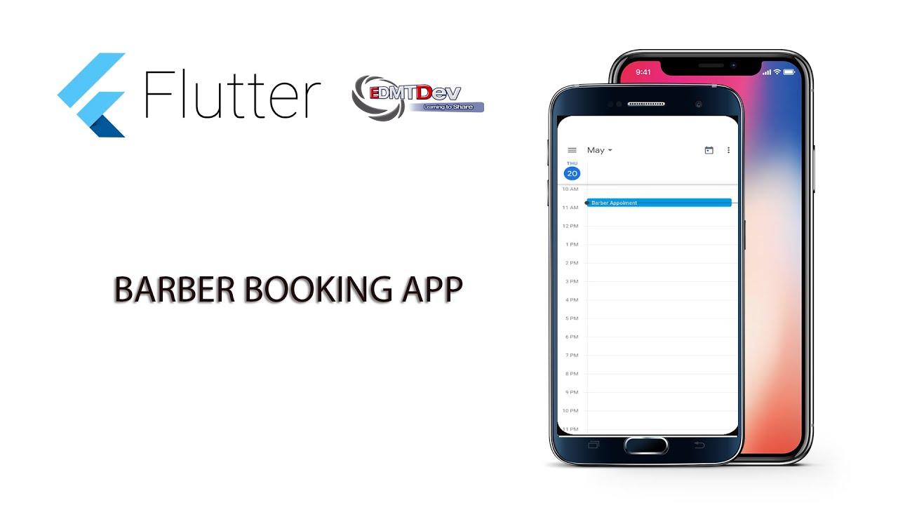 Flutter Tutorial - Barber Booking App #15 Add Event to Calendar