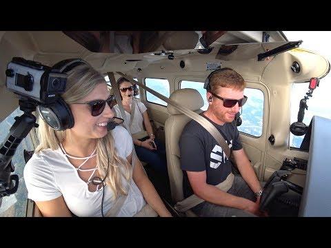 Amazing Flight up to Heavens Landing! - IFR Flight VLOG