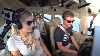 amazing-flight-up-to-heavens-landing-ifr-flight-vlog