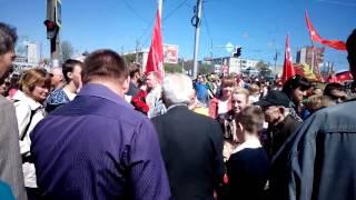 Иваново 9 Мая Поздраление Ветеранов ВОВ