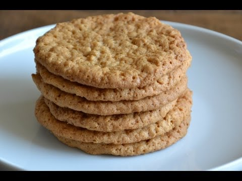 Oatmeal Cookies Sugarfree Healthy Food How To Quickrecipes