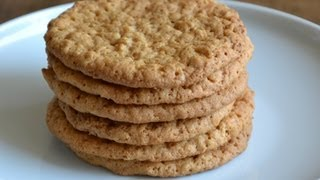 Oatmeal Cookies - Sugarfree - Healthy Food - How To