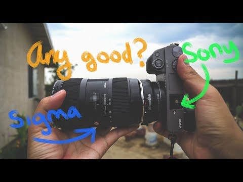 Thumbnail: Sigma 18-35mm f1.8 DC HSM Art Lens on Sony a6000: Review, Test, and Image Samples