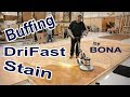 How to Buff Stain Onto a Hardwood Floor | Bona Certified Craftsman Training