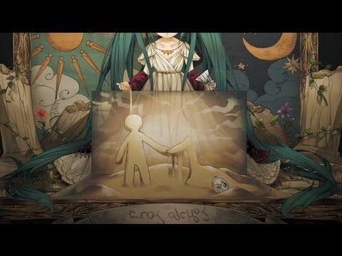 初音ミク『眠る箱庭に砂と水』モデ【 VOCALOID 新曲紹介】