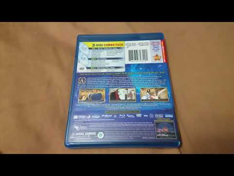 Beauty And The Beast 2010 Blu Ray DVD Overview