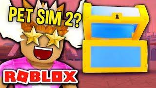 Dansk Roblox Fame Simulator #3 - PET SIMULATOR 2?