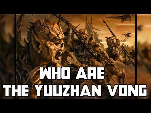 Yuuzhan Vong: Star Wars Lore