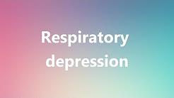 hqdefault - Definition Of Respiratory Depression
