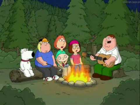 family guy sodomy cowboy campfire song