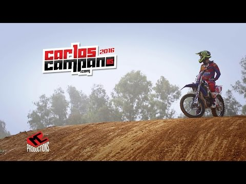 Carlos Campano 2016 - Yamaha Brasil Racing