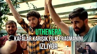Uthenera - Kafalar Karışık Film Fragmanını İzliyor