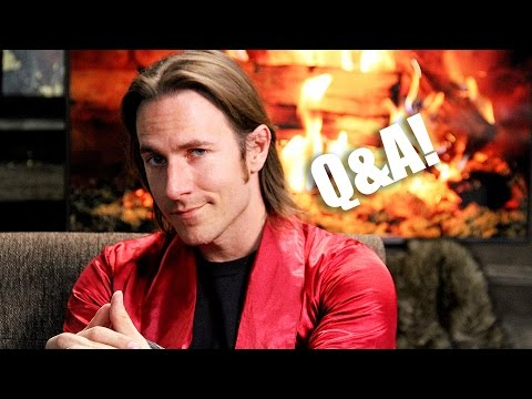 Fireside Q&A with Matthew Mercer