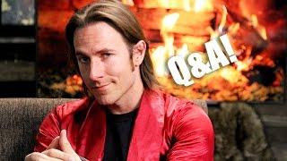 Fireside Q&a With Matthew Mercer | Talks Machina
