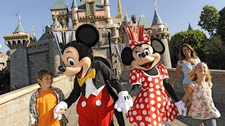 Top 10 Facts About Disney Parks