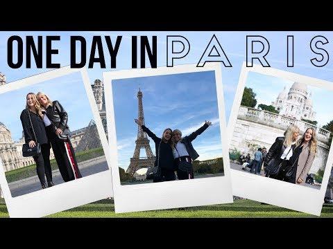 e Day In PARIS With Mum! Ad