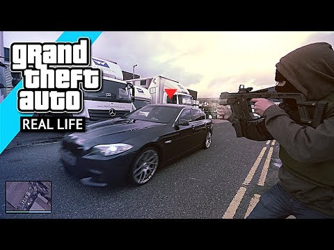 GTA 6 In REAL LIFE Gang War | Ep2 (Grand Theft Auto 6) thumbnail