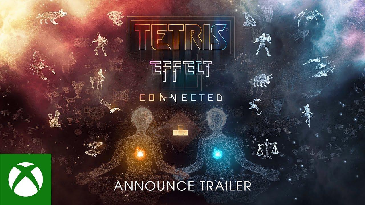 Tetris Effect: Connected - Announce Trailer