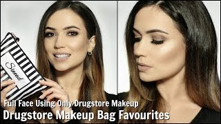 Drugstore Makeup Favourites + Makeup Tutorial | TheMakeupChair