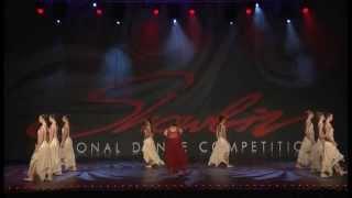 Scarlet Letter, Robin Dawn Academy,  Showbiz Nationals 2014