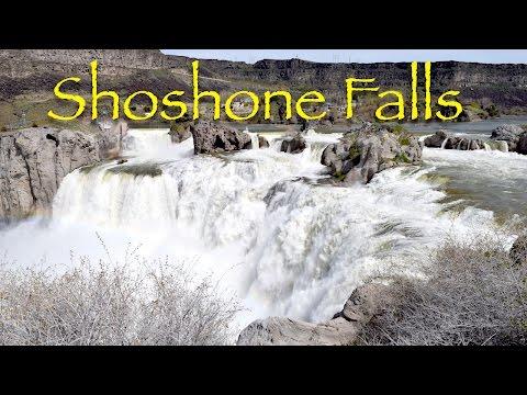 Shoshone Falls - Twin Falls, Idaho (2017) [HD]