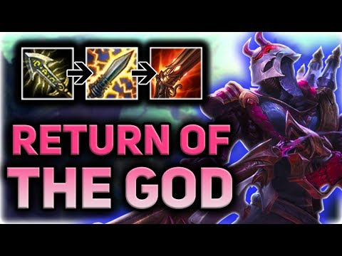 IS THIS THE RETURN OF A GOD? BEST ADCS IN PATCH 7.13 - JHIN ADC GUIDE (HOW TO CS AND LANE AS JHIN)