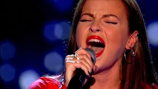 Mia Sylvester Performs Addicted To You The Voice UK 2015 Blind Auditions 6 BBC One