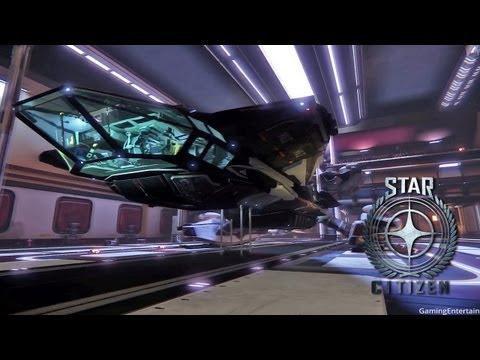 Star Citizen | Hangar Module: Deluxe | Ships: Freelancer, Constellation | deutsch | FullHD/1080p