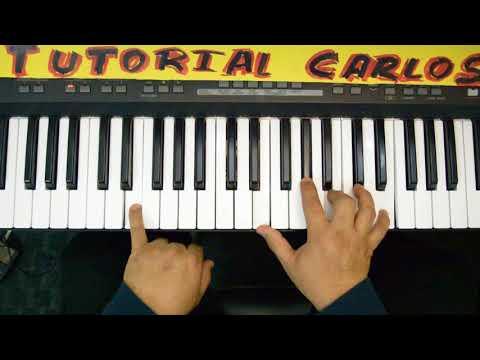 Ya No Soy Esclavo TWICE  Piano Tutorial Carlos
