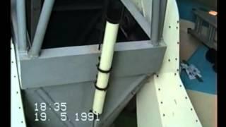 Sherwood Observatory 24-inch reflecting telescope