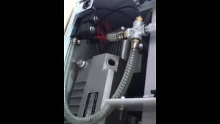 삼보테크 진공포장기 SBV-400 시리즈 오일교환