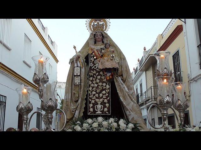 BCT Entre Azahares (Dos Hermanas) - Al Pie de tu Santa Cruz - Procesión de la Virgen del Carmen